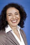 Donne sorridenti immagini stock libere da diritti
