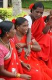 Donne tribali, Idia Immagini Stock Libere da Diritti