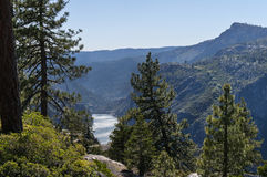 Donnell Lake, California Royalty Free Stock Photography