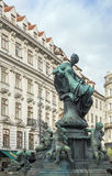 Donner Fountain, Vienna Royalty Free Stock Images