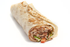 Donner kebab Royalty Free Stock Photos