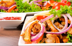 Donner kebab Royalty Free Stock Photography