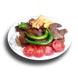 Donner kebab Royalty Free Stock Image