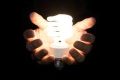 Donner la lumière photo libre de droits