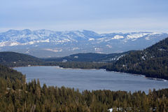 Donner Lake Royalty Free Stock Image