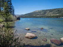 Donner Lake, California Royalty Free Stock Photography