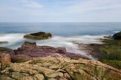 Donner-Loch - Acadia-Nationalpark Lizenzfreies Stockbild