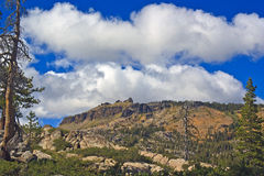 Donner Pass Royalty Free Stock Photos