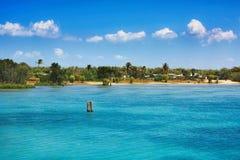 Donnerstags-Insel Torres-Straßen Queensland Australien Stockbild