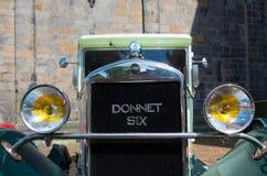 Donnet έξι oldtimer Στοκ εικόνα με δικαίωμα ελεύθερης χρήσης