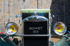 Donnet six oldtimer Royalty Free Stock Image