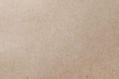 Donnez à la macro fin une consistance rugueuse de carton de papier lisse rugueux  photo libre de droits