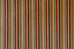 Donnez à la pose de tapis une consistance rugueuse multicolore, tissu photo libre de droits