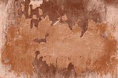 Donnez à la vieille pierre une consistance rugueuse de fond de mur de fente grunge de stuc Images libres de droits