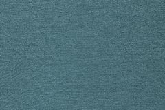 Donnez au tissu une consistance rugueuse ondulé de couleur verte bleue de débardeur Photos libres de droits