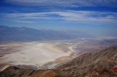 Donnez sur Death Valley Photographie stock libre de droits