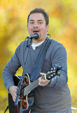 Donnie Davisson da faixa dos irmãos de Davisson Fotografia de Stock