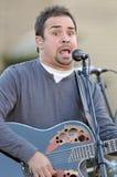 Donnie Davisson des Davisson Bruder-Bandes Stockfoto