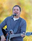 Donnie Davisson - singer/musician Stock Images
