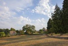 Donnington,格洛斯特郡,英国Cotswold村庄  免版税库存图片