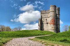 Donnington Castle Berkshire England Stock Photography