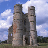 Donnington Castle. Newbury. Berks. UK Royalty Free Stock Images