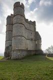 Donnington Castle Newbury Stock Photo