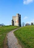 Donnington Castle Newbury Royalty Free Stock Photography