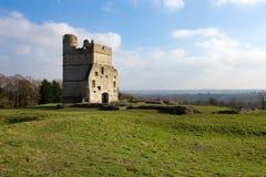 Donnington Castle Newbury Stock Photography