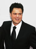 Donny Osmond. Entertainer Donny Osmond arrives on the red carpet at the Radio City Music Hall in New York City for the 61st Annual Tony Awards on June 10, 2007 Royalty Free Stock Photos