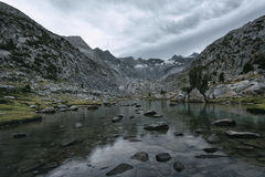 Donohue góry, Yosemite NP Fotografia Royalty Free
