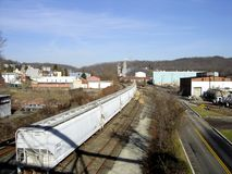 Donora, Pennsylvania fotos de archivo libres de regalías