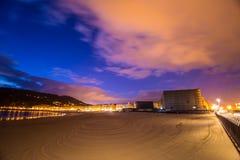 Donostia圣塞瓦斯蒂安基普斯夸省巴斯克地区西班牙 免版税库存照片