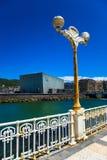 Donostia圣塞瓦斯蒂安基普斯夸省巴斯克地区西班牙 库存照片