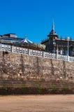 Donostia,圣塞瓦斯蒂安,比斯开湾,巴斯克地区,西班牙,欧洲 图库摄影