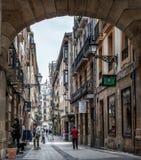 Donostia Parte Vieja Imagens de Stock Royalty Free