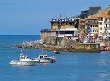 Donostia - San Sebastian Royalty Free Stock Image