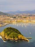 Donostia - San Sebastian photographie stock libre de droits
