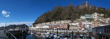 Donostia, San Sebastian, Bay of Biscay, Basque Country, Spain, Europe Royalty Free Stock Photo