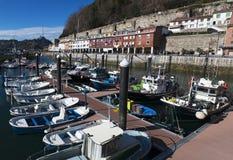 Donostia, San Sebastian, Golfe de Gascogne, pays Basque, Espagne, l'Europe Photo libre de droits