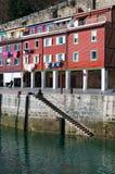 Donostia, San Sebastian, il Golfo di Biscaglia, Paese Basco, Spagna, Europa Fotografie Stock Libere da Diritti
