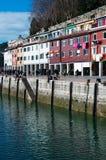 Donostia, San Sebastian, il Golfo di Biscaglia, Paese Basco, Spagna, Europa Fotografia Stock Libera da Diritti
