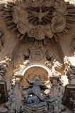 Donostia, San Sebastian, zatoka Biskajski, Baskijski kraj, Hiszpania, Europa Obrazy Stock