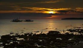 Donsol - Filippine Fotografia Stock