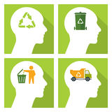 Dont litter icon. This is dont litter icon design. Vector file Stock Photography