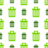 Dont litter seamless. This is dont litter seamless design.   file Royalty Free Stock Images
