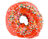 Donut. Isolated on white background Royalty Free Stock Photos