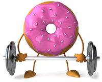 Donut Royalty Free Stock Photography