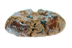 Donut 2. Rainbow chocolate donut Royalty Free Stock Photography