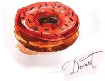 Donut stock abbildung